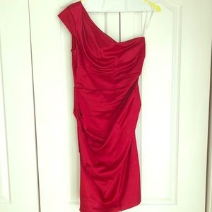 Super Sexy Red Party Dress 👗
